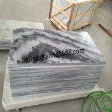 마루를 위한 건축재료 회색 대리석
