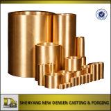 Kundenspezifische Bronze oder Kohlenstoffstahl-Buchse