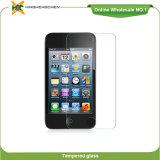 Beschermer van het Glas van de cel de Telefoon Aangemaakte voor Aanraking 4 van de Appel iPod