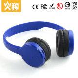 Auscultadores estereofónico portátil sem fio de BT5 Bluetooth para o telemóvel MP3