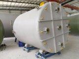 Tanque de armazenagem de fibra de vidro para líquidos