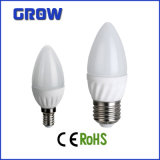 3With4With5With6W Ceramic LED Candle Light