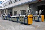 두 배 색깔 폴리탄산염 램프 굴뚝 생산 기계를 달리는 안정