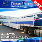 2 Radachsen Car Transport Truck Trailer, Car Carrier Trailers für Sale, Car Carrying Trailer, Car Trailer für Sale, Hydraulic Car Trailer, Car Carrier Semi Trailer