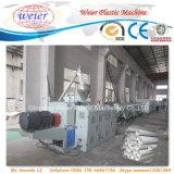Tubo del PVC CPVC del plástico que hace la línea estirador de la protuberancia del tubo de la máquina UPVC del plástico