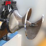 Máquina de equilibrio horizontal del rotor de la moleta del rotor del tornillo del rotor de la amoladora de JP