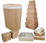 Бамбук ящиков для хранения