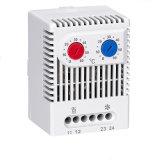 Doppelthermostat-Zr 011, Thermostat zwei in einem, der umkleidet, normalerweise geöffnetes und Normaly geschlossen