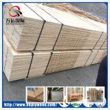 Poplar Pine LVL compensado de madeira na construção de pranchas de andaimes