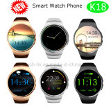 Bluetooth intelligenter Uhr-Handy mit Mtk2502c K18