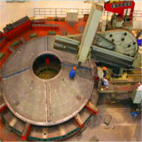 Pièces de machines de la colle de moulage en métal, tête de meulage de moulin de bille