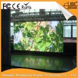 P3 farbenreiche LED videowand LED-Innenbildschirmanzeige