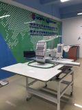 De enige Hoofd 12/15 Naalden Geautomatiseerde Machine van het Borduurwerk van de Hoed