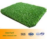 tappeto erboso sintetico dell'erba di 10mm (filato fibrilalted) per Gateball, campo da giuoco del bambino, decorazione