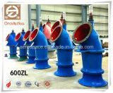 mini pompe hydraulique de l'écoulement 600zl axial