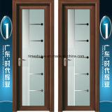 Aluminiumtüren für Badezimmer und Toilette