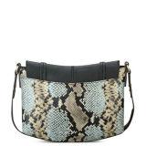 여자 Crossbody는 형식 뱀 PU 여자 마약 밀매인 Desinger 핸드백을 자루에 넣는다