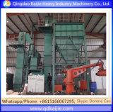 Qingdao a détruit le bâti de mousse et les machines de moulage