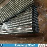 Papelão Ondulado Galvalume Galvanied / folha de aço / folha de metal de ferro