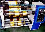 Rouleau de film Silver Al Jumbo Machine de découpe Type horizontal.