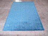 Área de lã tapetes orientais, tapete tapetes, lado a lado