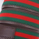 Webbing и неподдельный пояс гольфа отдыха человека кожаный пояса (SR-13038)