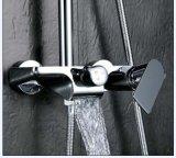 Conjunto del grifo del sistema de la ducha del cuarto de baño