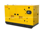 20-50 kw Cummins et Série Weichai water cooling générateurs diesel avec auvent silencieux