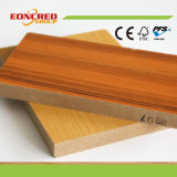 1220 * 2440mm 2mm-25mm Melamien MDF Board