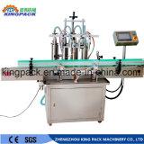Máquina de rellenar líquida linear automática del precio de fábrica