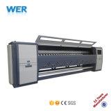 5m 8PCS Seiko 510 Tête solvant imprimante grand format