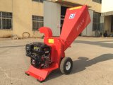 Houten Chipper van de Reeks DCP Houten Scherpe Machine met Motor Loncin