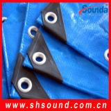 PVC에 의하여 박판으로 만들어지는 방수포 Sf530