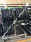 Haute température des pneus de moto en bois