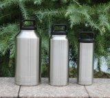 Yeti Rambler охладителя бачка с вакуумной изоляцией поездки из нержавеющей стали 304 Yeti бутылка 18oz 36oz 64 унции