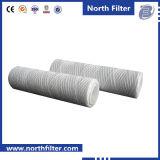 Патрон фильтра пряжи раны Filter/PP шнура для фильтра седимента