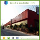 Edifício elevado pré-fabricado da construção de aço da ascensão do preço de fábrica