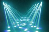 아름다운 3X15W 급상승 이동하는 맨 위 광속 LED 단계 당 빛