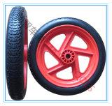 12.5X2.25 PU 거품 타이어 자전거 트레일러 바퀴