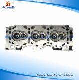 Cabeça de cilindro das peças de motor para Ford4.0 V6 atrasado F3tz6049c F5tz6049b