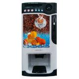 Máquina de café para 3 bebidas quentes e bebidas frias 3