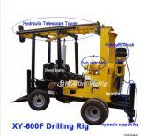 Perçage de faisceau Drilling maximum de diamant de la profondeur 600m Xy-600f