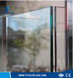 Vidrio claro del edificio de la alta calidad con el certificado del CE