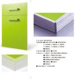 Porta lustrosa elevada do MDF do acrílico para o gabinete de cozinha (Fy097)