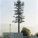 비용 효과적인 원거리 통신에 의하여 야자수 안테나 폴란드 위장되는 탑