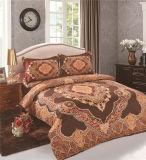 Tecido de microfibras Mandala estilo boémio roupa de cama extras definidos
