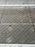 Estera de goma certificada ISO del suelo