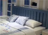 أسلوب بسيطة خشبيّ [دووبل بد] بالغ سرير ([م-إكس1001])