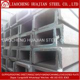 Aços de fabricação laminados a quente U Channel Iron for Architecture