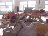 Máquina negra del estirador del nivel PE/PP/LLDPE/EVA/Carbon Masterbatch de la alta calidad/máquina de la granulación de Masterbatch